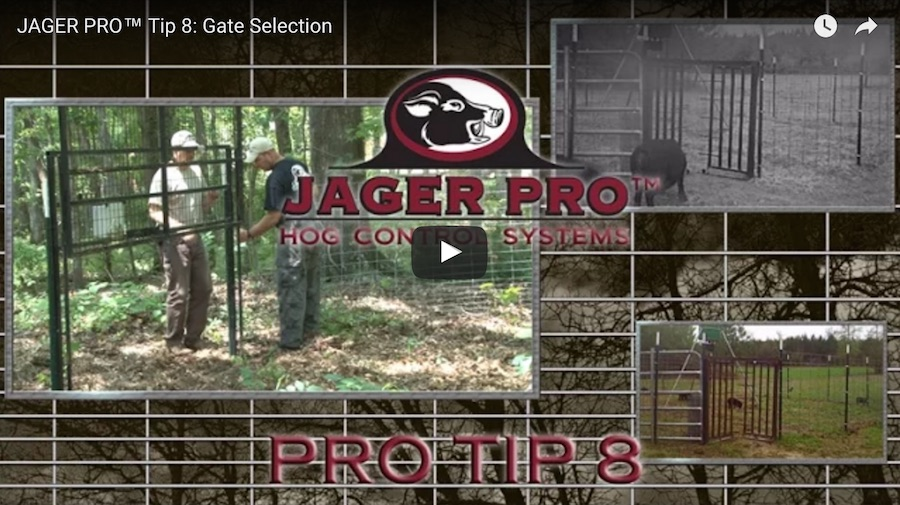 Pro Tip 8: Gate Selection