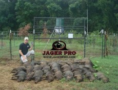 JAGER – 26 in one trap
