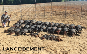 JAGER PRO Wild Boar Hunting Task Force Lance Dement With 32 Wild Boar Captures