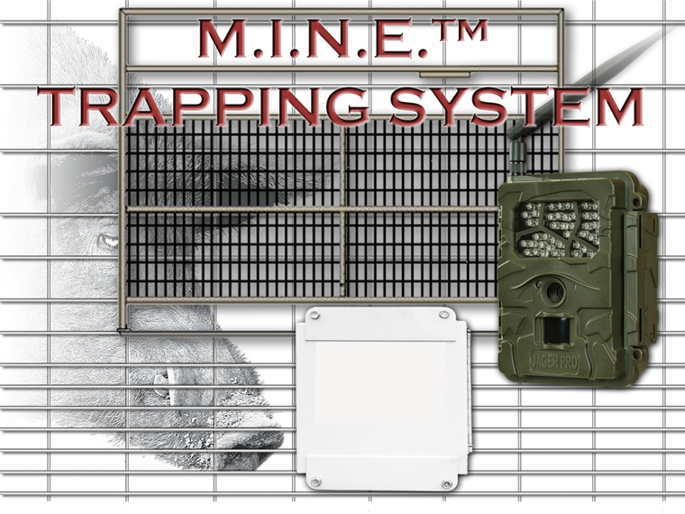 JAGER PRO M.I.N.E.™ Trapping System