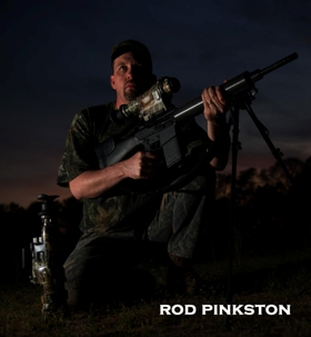 JAGER PRO Wild Boar Hunting Task Force Founder and CEO Rod Pinkston Before Night Hog Hunt