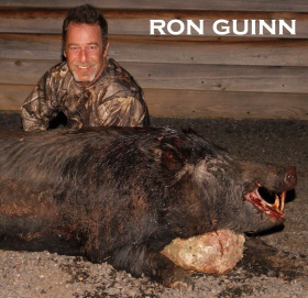 JAGER PRO Wild Boar Hunting Task Force Ron Guinn With Wild Boar Capture