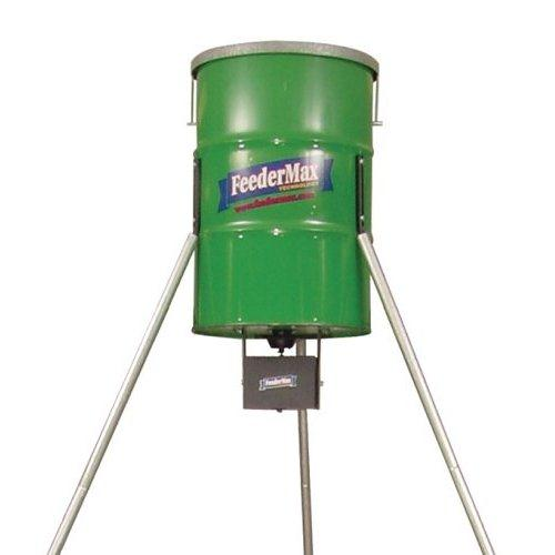 55 Gallon Tripod Feeder with Digital Timer