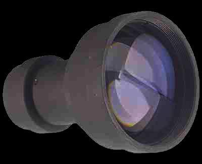 5x MIL SPEC Afocal Lens