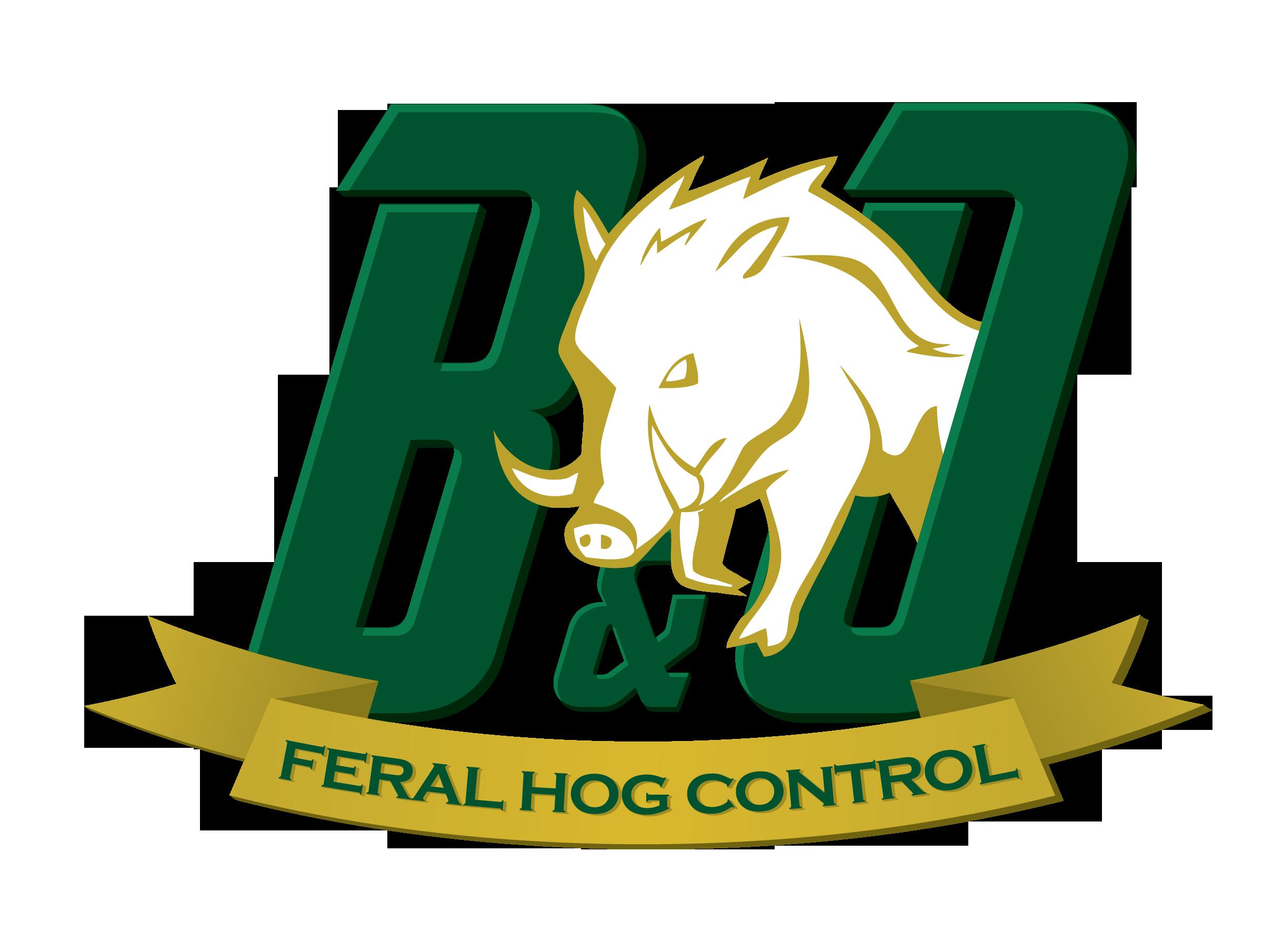 B&O Feral Hog Control logo