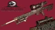 Night Vision Scope AR-15 Infrared LED Illuminator