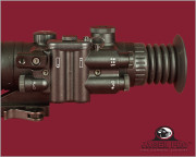 Night Vision Scope controls