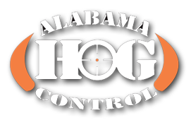 alabama hog control logo