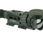 Zeus PRO (100mm) Thermal Scope Right Side