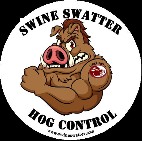 Swine Swatter Hog Control Logo