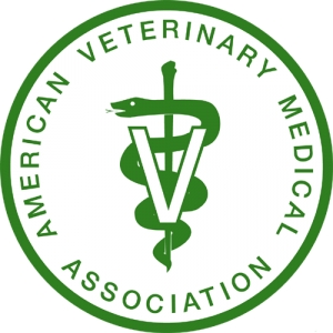 Logo of the American Veterinary Medical Association