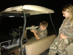 Kids Hog Hunt