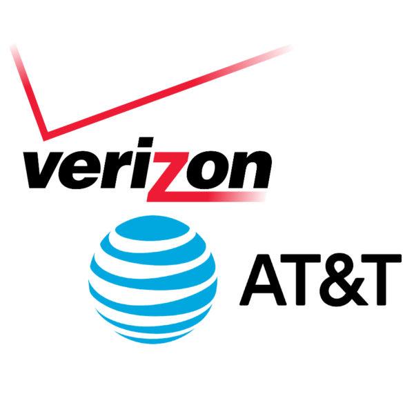 Verizon or ATT